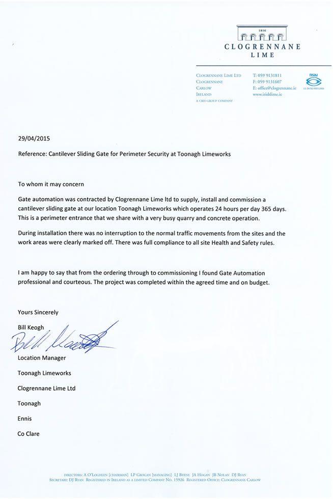 Clogrennane Letter of Reference.pdf